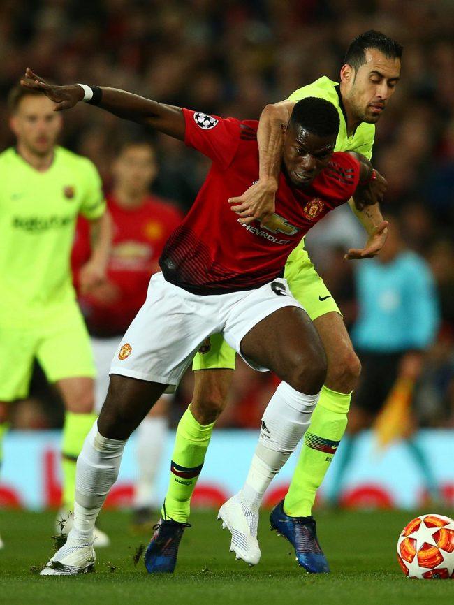 Manchester United harus mengalami kekalahan tipis dengan skor akhir 0-1 saat berhadapan dengan Barcelona