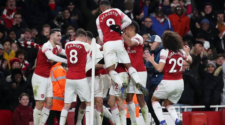 Arsenal Pangkas Jarak Poin Dengan Chelsea