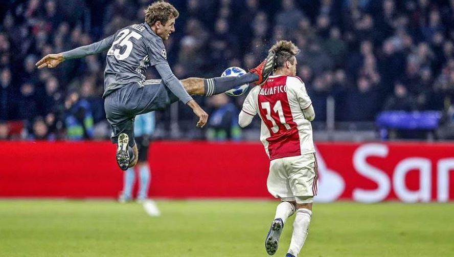 Muller Dipastikan Absen Dalam Dua Laga Kontra Liverpool