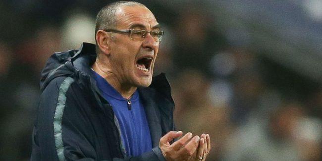 Maurizio Sarri jelang Chelsea vs Fulham