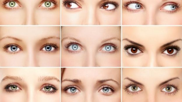 Fakta Unik Dibalik Warna Mata Yang Berbeda-Beda