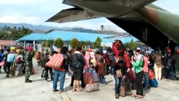 Keanehan Saat Kerusuhan di Wamena, Seolah Telah Direncanakan Jauh-Jauh Hari